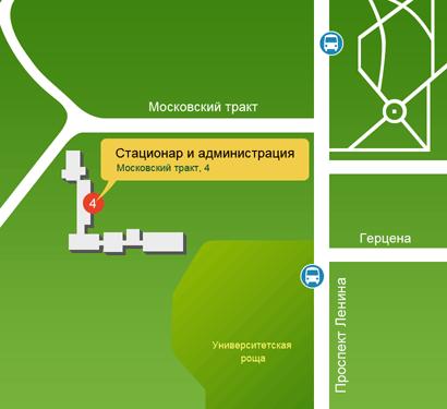 """ОГАУЗ """"Детская больница №1"""""""